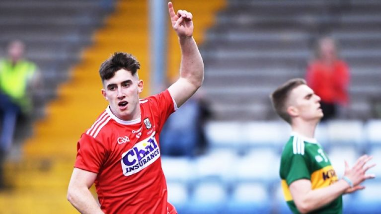 Cork under-20s run riot to demolish Kerry with dream display in Munster final