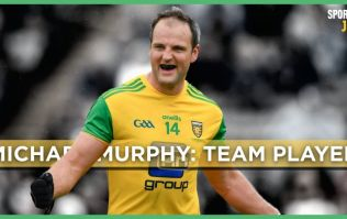 Donegal enjoying the best of Michael Murphy because of everyone else