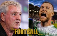 The Football Spin: Steve Bruce and the Premier League sack race, Jack Byrne the star