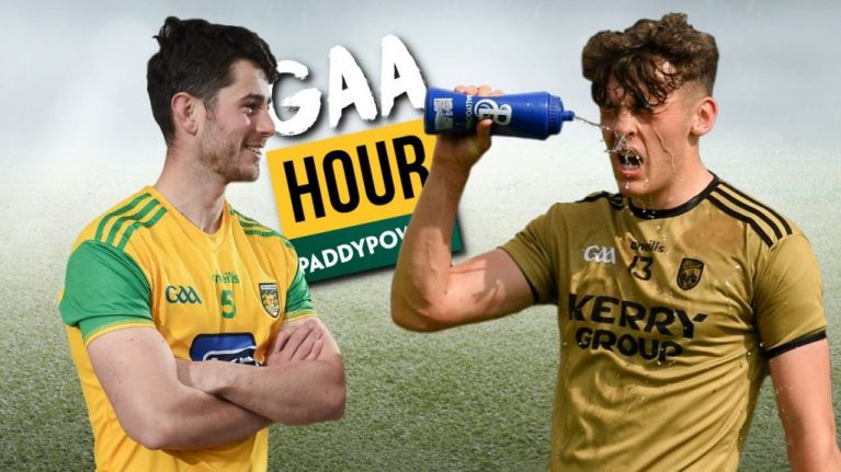 The GAA Hour: Donegal v Kerry tactics and Dean Rock v Cormac Costello