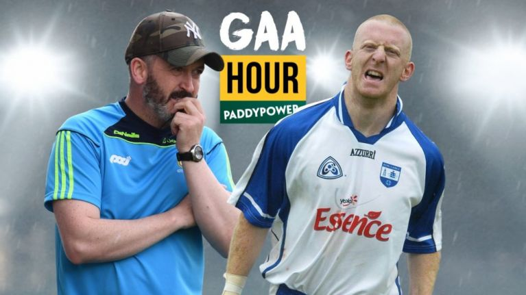 The GAA Hour hurling show: Donal Óg Cusack for Cork and motivating players with lies