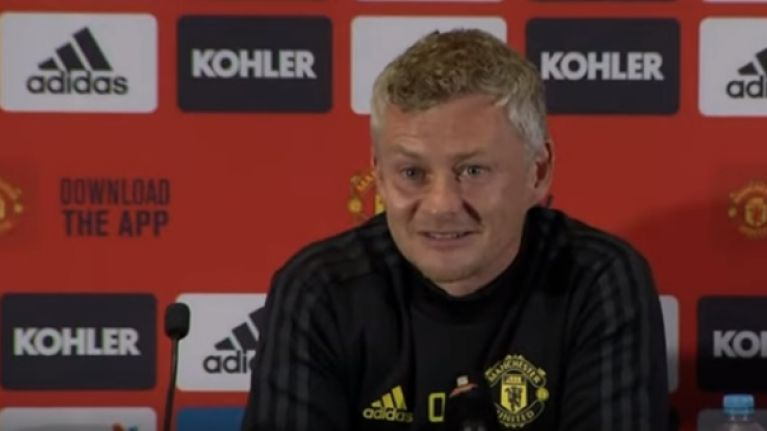 Ole on Paul Pogba: We're Manchester United, we don't have to sell anyone
