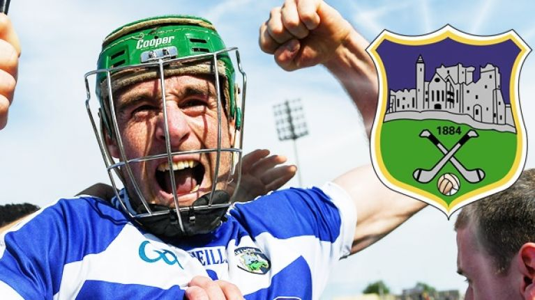 School and work in Tipp as well as a Moycarkey father but the Purcells are Laois through and through now