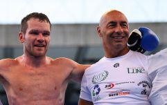 Luke Keeler: Retirement consideration to knocking on the door for a world title