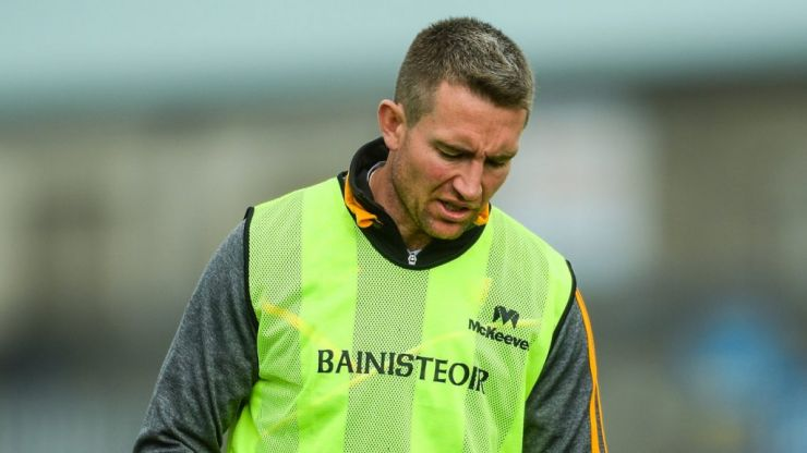 """Another manager walks away from that"" - Eddie Brennan's perseverance to come back from first job"