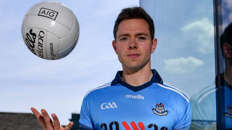 Here's a sneak peak at the new jerseys Dublin will be wearing this weekend