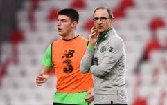 Kenny: Rice and Grealish should still be Ireland players