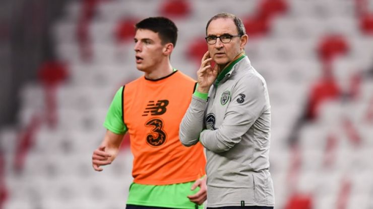 Kenny: Rice and Grealish should still be Ireland players