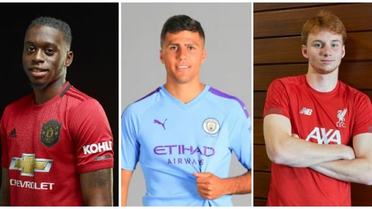 Transfer report card: Grading the moves of the Premier League contenders