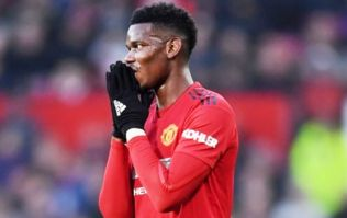 Paul Pogba produces no look back heel assist as Shaw limps off injured