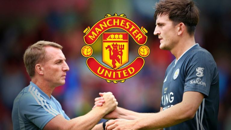 What Man United could have got for the £80m they're spending on Harry Maguire