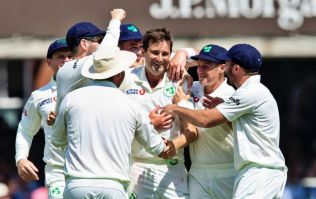 England humbled by 37-year-old, medium-pace Ireland bowler