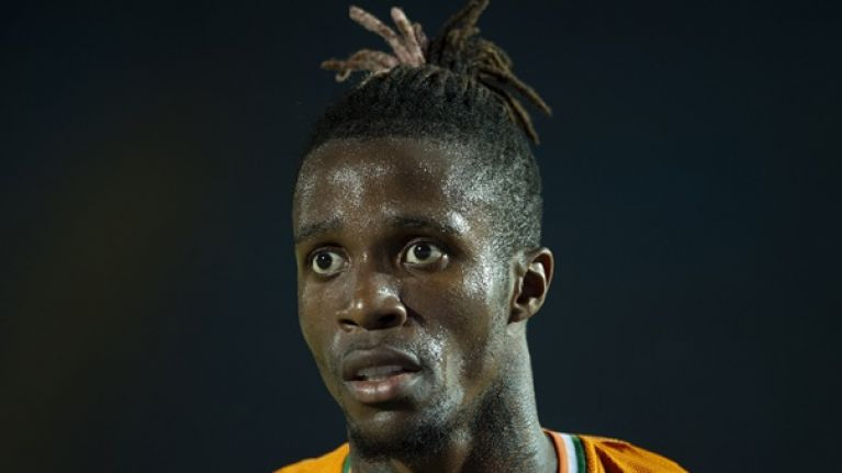 Premier League rivals come in for Wilfried Zaha amid Arsenal negotiations