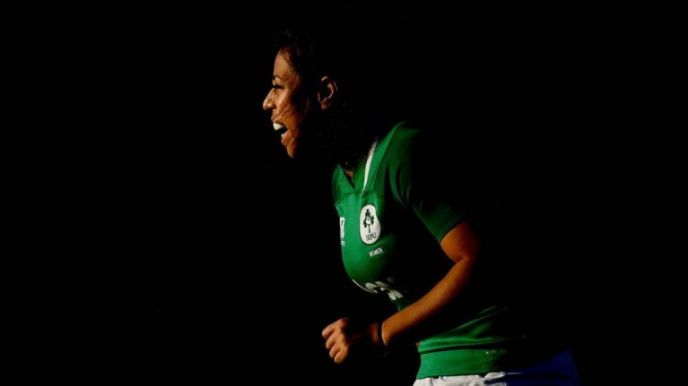 'If I helped one person then it was worth it' - Sene Naoupu on body image in sport