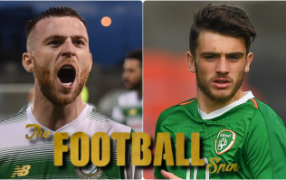 The Football Spin: Ireland need Jack Byrne and Troy Parrott NOW, United on a roll
