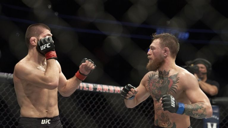 Dana White says McGregor and Khabib rematch is absolutely possible
