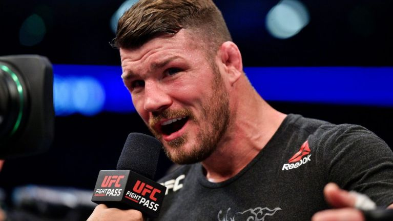 """""""When I got to prison, I thought, 'What the hell has happened to my life?'"""" - Michael Bisping"""