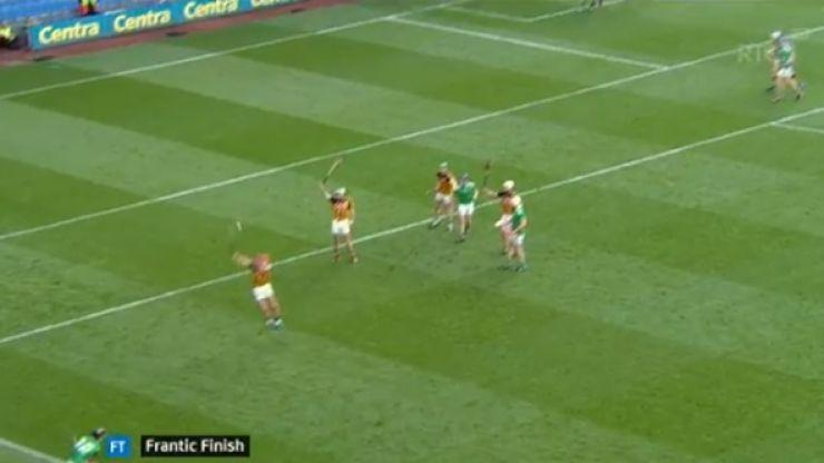 Donal Og adamant Limerick should have won a 65