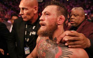 Conor McGregor prepared to 'make something happen' at UFC 242