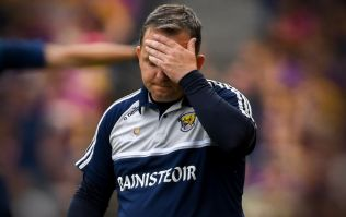 Emotional Davy Fitzgerald admits he is unsure of Wexford future