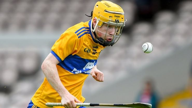 Brilliant Galway march on but Clare minor steals the show with his pure class