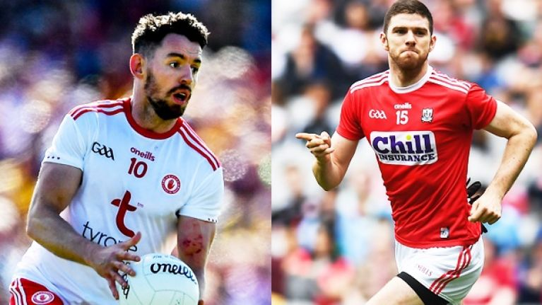 Marvellous Mattie Donnelly kicks Tyrone out of trouble after gutsy Cork display