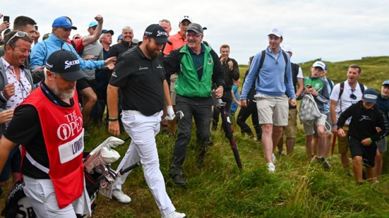 Shane Lowry: I wanted to hole every putt just to hear that roar