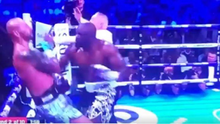 Watch: Dereck Chisora's devastating knockout of Artur Szpilka