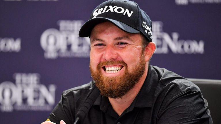 Shane Lowry had everyone in stitches with his press conference remark