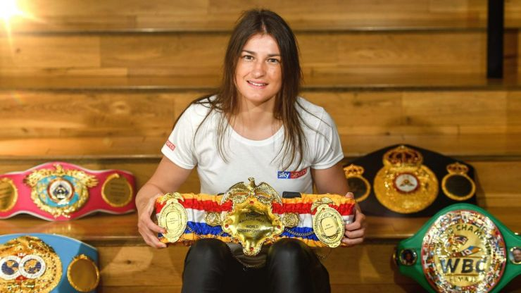 Katie Taylor's next three fights include Delfine Persoon rematch