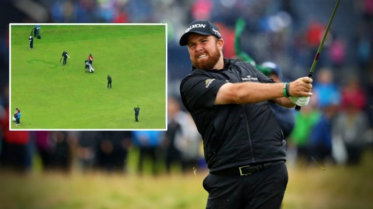Ballsy Shane Lowry approach shows chasing pack he means business