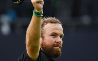Emotional Shane Lowry thanks parents in touching acceptance speech