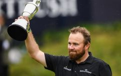 Shane Lowry: After six holes all I could think of was winning
