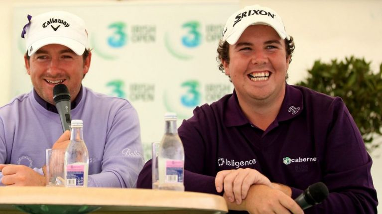 'Little fat kid with the glasses' and one of golf's best predictions