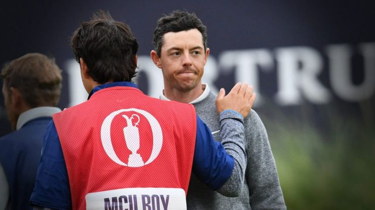 """There is no coming back for Rory McIlroy"""