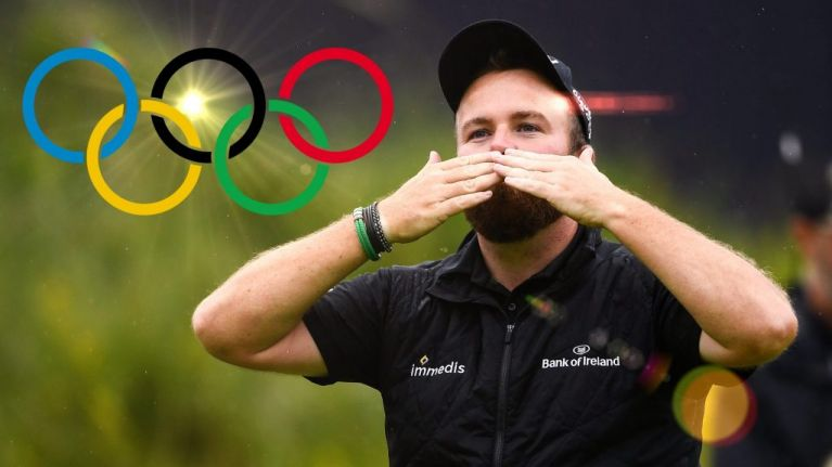 Major Olympics boost for Shane Lowry as he enters Top 10
