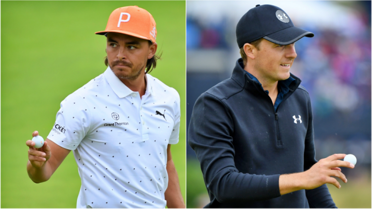 Jordan Spieth and Rickie Fowler back Open return to Portrush
