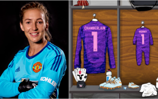 Manchester United praised for support of pregnant goalkeeper