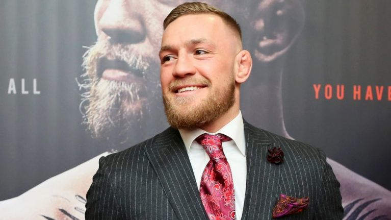 'Aren't you guys sick of these Conor McGregor tweets yet? Who cares?'