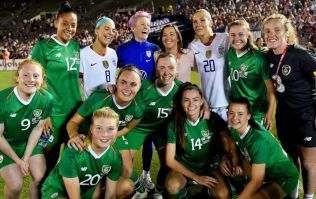 USA begin World Cup 'Victory Tour' with handy win over Ireland