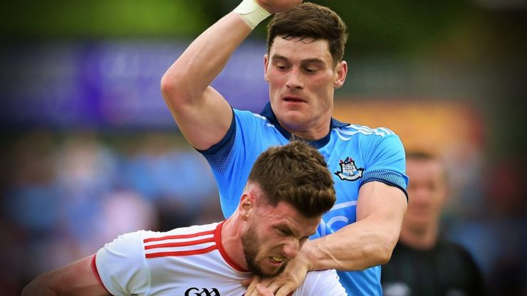 Diarmuid Connolly black-carded as Dublin see off Tyrone challenge