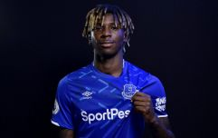 Moise Kean signing suggests a change of mindset at Everton