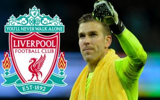 Liverpool sign Adrian as Simon Mignolet returns to Belgium