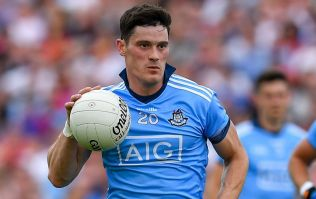 'Diarmuid Connolly is the first forward coming on... The rest of them have done nothing'