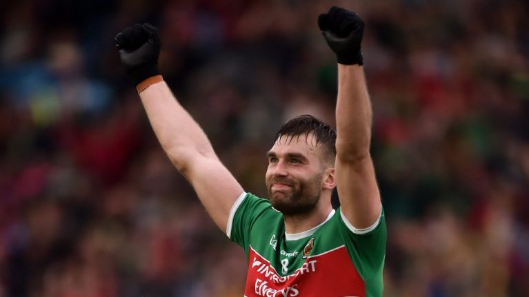 What is the problem with Aidan O'Shea?
