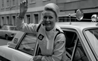 """""""Bloody woman driver... I just didn't care, I loved racing"""" - Rosemary Smith"""