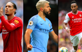 How top Premier League footballers train in the gym for peak performance