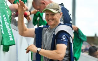'I'll be forever grateful to all of them for the privilege of working alongside them' - Joe Schmidt