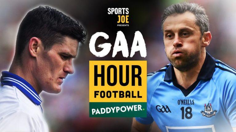 The GAA Hour: Alan Brogan in studio to talk Connolly, Dublin v Tyrone and Laochra Gael
