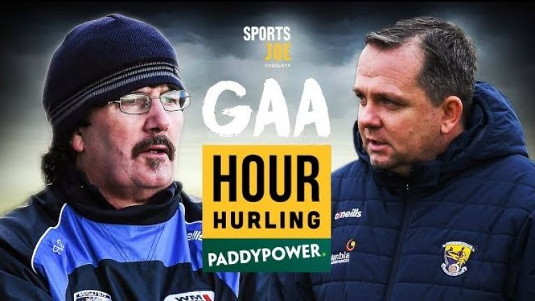 The GAA Hour hurling show: Davy Fitz regrets, pundit egos, no to VAR